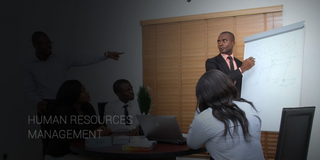Basic human resources management
