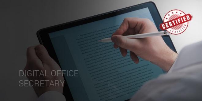 Certified Digital Office Secretary (CDOS)