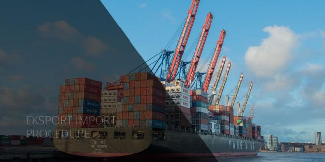 Export Import Procedure