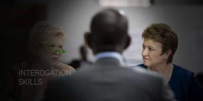 Interrogation Skills