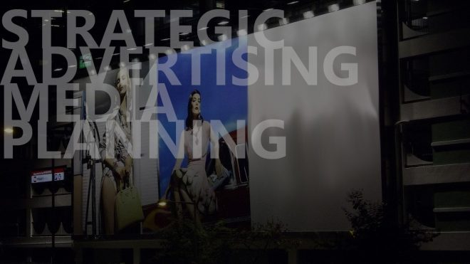 Strategic Advertising Media Planning
