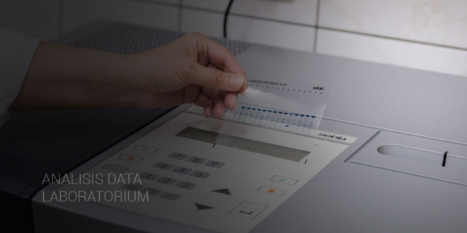 Teknik Analisis Data Laboratorium