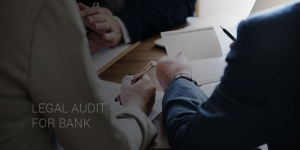 Training Legal Audit for Bank