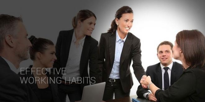 Effective Working Habits