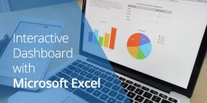 interactive dashboard with Excel