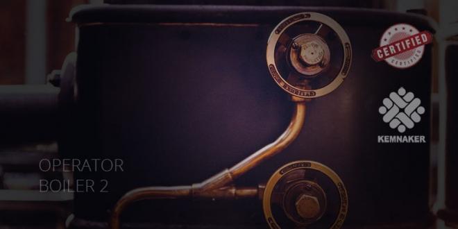 operator boiler kelas 2