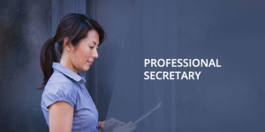 Pelatihan sekretaris