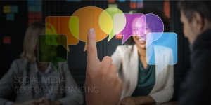 Social Media Corporate Branding